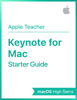 Apple Education - Keynote for macOS High Sierra Starter Guide artwork