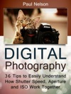 Digital Photography 36 Tips To Easily Understand How Shutter Speed Aperture And ISO Work Together