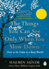 Haemin Sunim & Chi-Young Kim - The Things You Can See Only When You Slow Down artwork