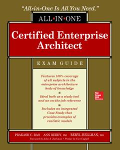 Certified Enterprise Architect All-in-One Exam Guide La couverture du livre martien