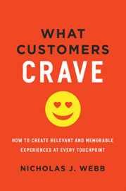 What Customers Crave book