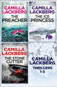 Camilla Lackberg Crime Thrillers 1-3