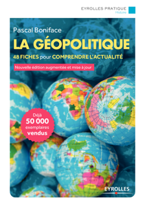 La géopolitique La couverture du livre martien