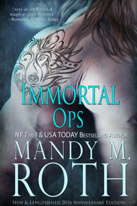Immortal Ops: New & Lengthened 2016 Anniversary Edition wiki
