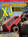 The Ultimate Jeep Cherokee XJ Performance Guide 1984-2009