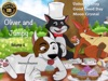 Picture Book Oliver And Jumpy - The Cat Series Stories 10-12 Book 4