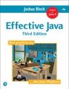 Effective Java 3e