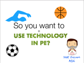 So you want to use technology in PE?