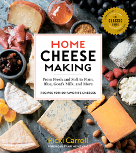 Home Cheese Making, 4th Edition La couverture du livre martien