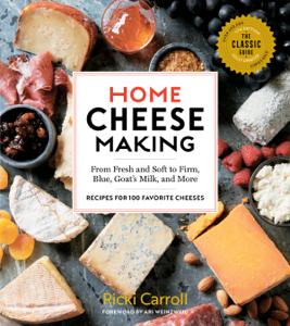 Home Cheese Making, 4th Edition La couverture du livre martien
