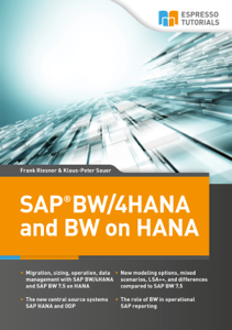 SAP BW/4HANA and BW on HANA Libro Cover
