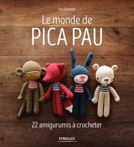 Le monde de Pica Pau La couverture du livre martien