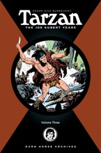 Tarzan Archives: The Joe Kubert Years Volume 3