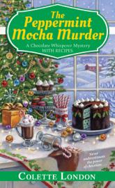 The Peppermint Mocha Murder book