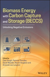 Biomass Energy With Carbon Capture And Storage Beccs