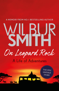 On Leopard Rock: A Life of Adventures Copertina del libro