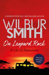 On Leopard Rock: A Life of Adventures Copertina del libro