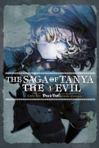 The Saga of Tanya the Evil, Vol. 1 (light novel) Libro Cover