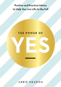 The Power of YES Libro Cover