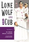Lone Wolf And Cub Volume 24 In These Small Hands