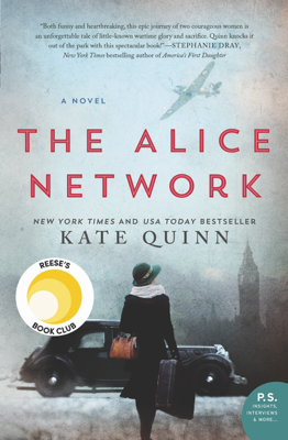 The Alice Network - Kate Quinn book