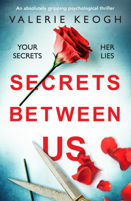 Secrets Between Us - Valerie Keogh book