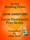 John Sanfords Lucas Davenport Prey Series Reading Order - Compiled By Albie Berk