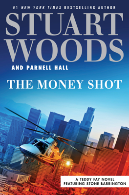 The Money Shot - Stuart Woods book