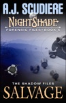 The NightShade Forensic Files Salvage Book 5