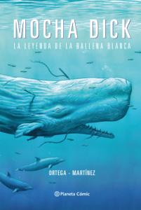 Mocha Dick: La leyenda de la ballena blanca Book Cover