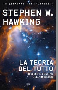 La teoria del tutto Copertina del libro