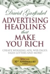 Advertising Headlines That Make You Rich