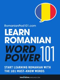 Learn Romanian - Word Power 101 book