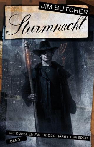 Jim Butcher - Sturmnacht