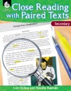 Close Reading With Paired Texts Secondary Engaging Lessons To Improve Comprehension