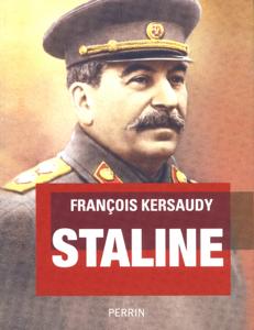 Staline La couverture du livre martien