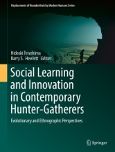 Social Learning And Innovation In Contemporary Hunter-Gatherers