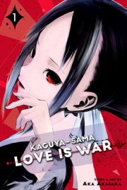 Kaguya-sama: Love Is War, Vol. 1
