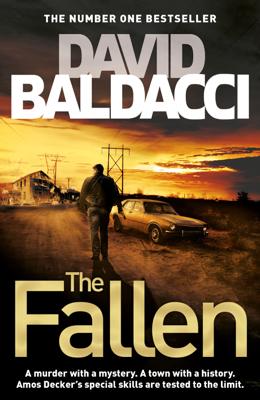 David Baldacci - The Fallen: An Amos Decker Novel 4 book
