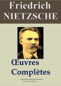 Friedrich Nietzsche : Oeuvres complètes La couverture du livre martien