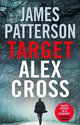 James Patterson - Target: Alex Cross book