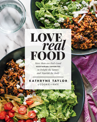 Love Real Food - Kathryne Taylor book