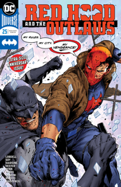 Red Hood and the Outlaws (2016-) #25 book