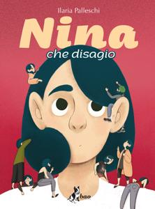 Nina che disagio Libro Cover