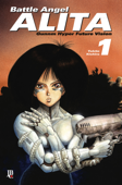 Battle Angel Alita - Gunnm Hyper Future Vision vol. 01 Book Cover