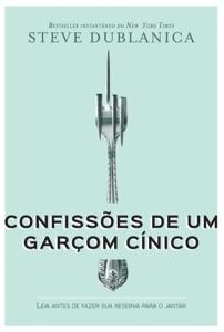 Confissões de um garçom cínico Book Cover