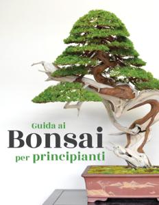 Guida ai Bonsai per principianti Copertina del libro
