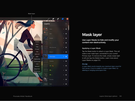Procreate Artists' Handbook on Apple Books