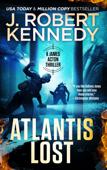 Atlantis Lost Book Cover