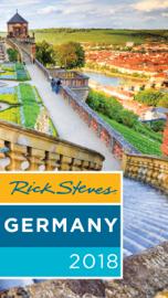 Rick Steves Germany 2018 book